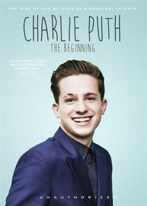 Charlie Puth: The Beginning Online DVD Rental