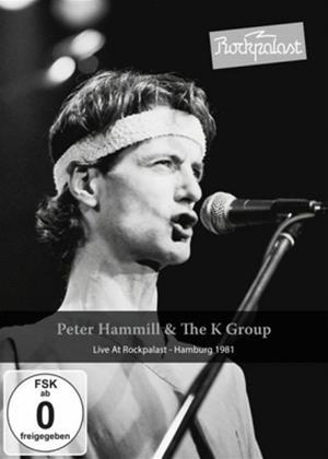 Peter Hammill and the K Group: Live at Rockpalast Online DVD Rental