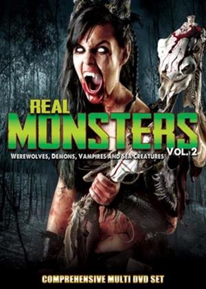 Rent Real Monsters: Vol.2 (aka Real Monsters: Werewolves, Demons, Vampires and Sea Creatures) Online DVD Rental
