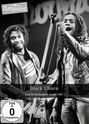 Black Uhuru: Live at Rockpalast: Essen 1981 Online DVD Rental