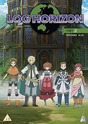 Rent Log Horizon: Series 1: Part 2 Online DVD Rental