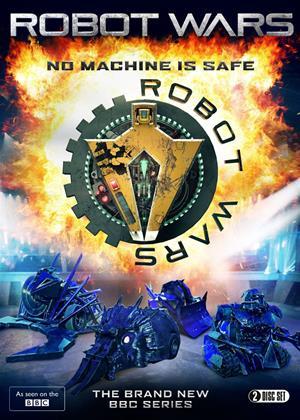 Robot Wars Online DVD Rental