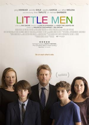 Little Men Online DVD Rental
