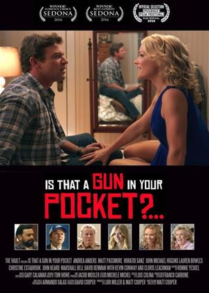 Is That a Gun in Your Pocket? Online DVD Rental