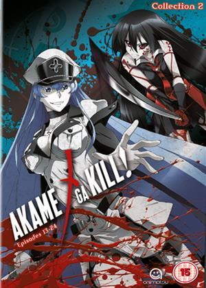 Rent Akame Ga Kill!: Part 2 Online DVD Rental
