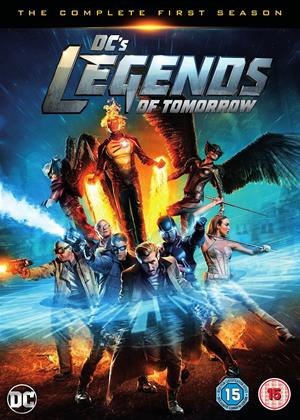 Legends of Tomorrow: Series 1 Online DVD Rental