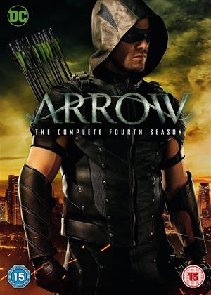 Arrow: Series 4 Online DVD Rental