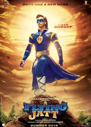 A Flying Jatt Online DVD Rental