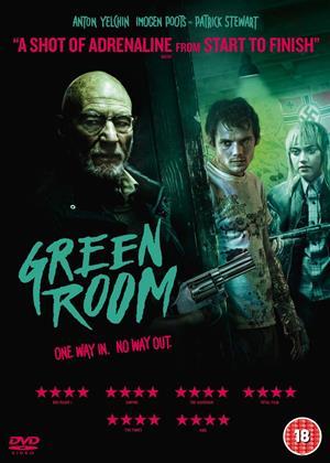 Green Room Online DVD Rental