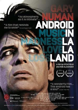 Gary Numan: Android in La La Land Online DVD Rental