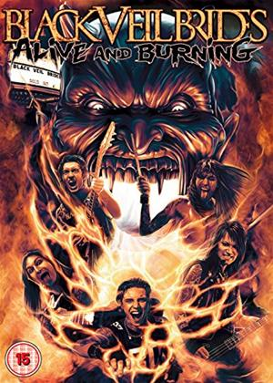 Rent Black Veil Brides: Alive and Burning Online DVD Rental