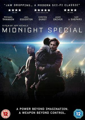 Rent Midnight Special (aka Untitled Jeff Nichols/Sci-Fi Project) Online DVD Rental