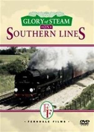 Rent Glory of Steam on the Southern Lines Online DVD Rental