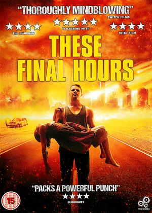 Rent These Final Hours Online DVD Rental