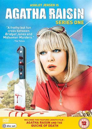 Agatha Raisin: Series 1 Online DVD Rental