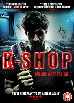 K: Shop Online DVD Rental