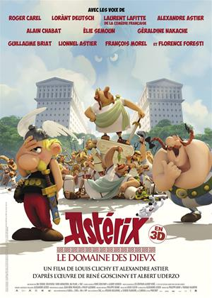 Asterix: The Mansions of the Gods Online DVD Rental