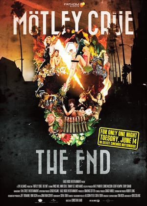 Rent Motley Crue: The End Online DVD Rental