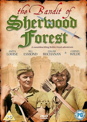 The Bandit of Sherwood Forest Online DVD Rental