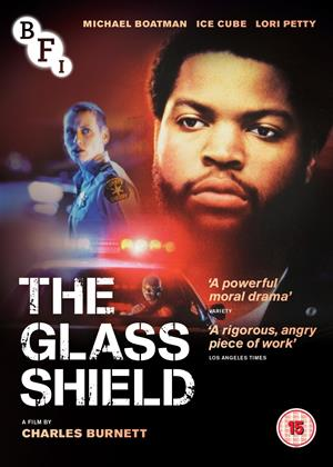 Rent The Glass Shield Online DVD Rental