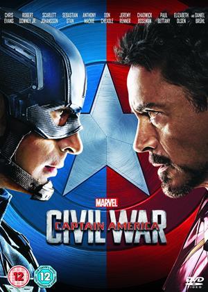 Captain America: Civil War Online DVD Rental