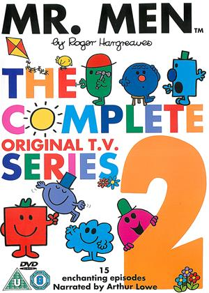 Rent Mr. Men: The Complete Original TV Series: Series 2 Online DVD Rental