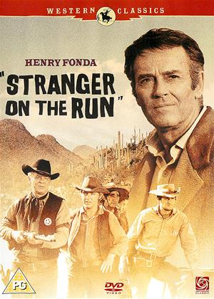 Rent Stanger on the Run (aka Bad Day at Banner / Lonesome Gun) Online DVD Rental