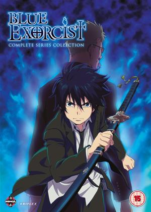 Blue Exorcist: The Complete Series Online DVD Rental