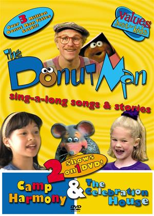 Donut Man: Camp Harmony and the Celebration House Online DVD Rental