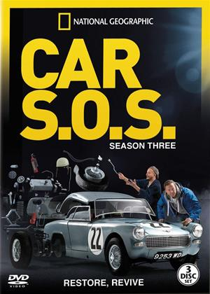 Rent National Geographic: Car S.O.S.: Series 3 Online DVD Rental
