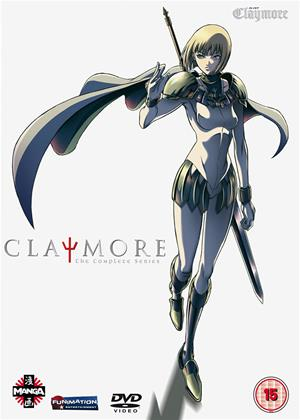 Claymore: The Complete Series Online DVD Rental