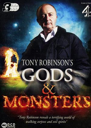 Rent Tony Robinson's Gods and Monsters Online DVD Rental