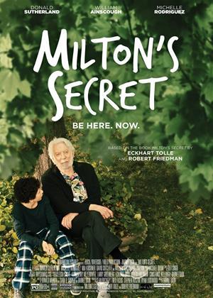 Milton's Secret Online DVD Rental