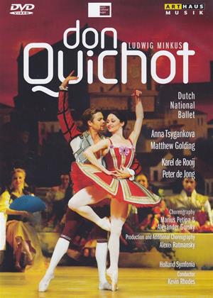 Don Quichot: Dutch National Ballet Online DVD Rental