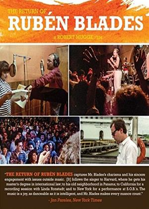 Rent The Return of Rubén Blades Online DVD Rental