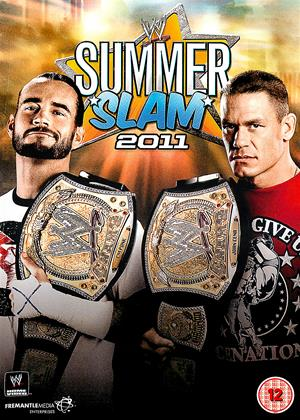 WWE: SummerSlam 2011 Online DVD Rental
