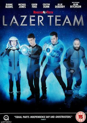 Lazer Team Online DVD Rental