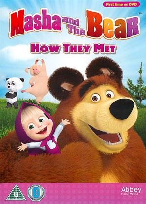 Masha and the Bear: How They Met Online DVD Rental