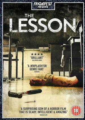 The Lesson Online DVD Rental