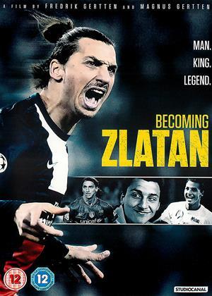 Becoming Zlatan Online DVD Rental