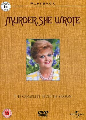 Murder, She Wrote: Series 7 Online DVD Rental
