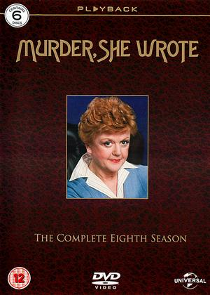 Murder, She Wrote: Series 8 Online DVD Rental