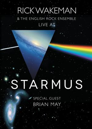 Rent Rick Wakeman and Brian May: Live at Starmus Online DVD Rental