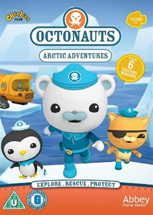 Octonauts: Polar Adventures Online DVD Rental