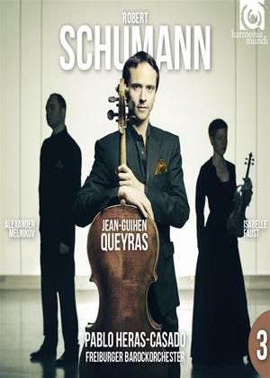 Rent Schumann: The Three Concertos Online DVD Rental