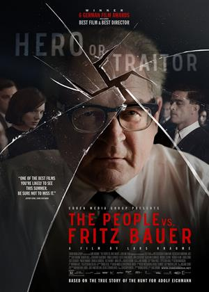 The People vs. Fritz Bauer Online DVD Rental
