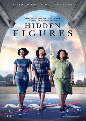 Hidden Figures Online DVD Rental
