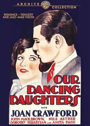 Our Dancing Daughters Online DVD Rental