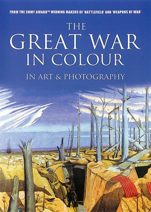 The Great War in Colour Online DVD Rental