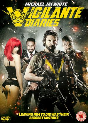Vigilante Diaries Online DVD Rental